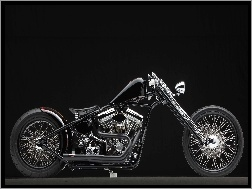 Custom, Motor, Chopper